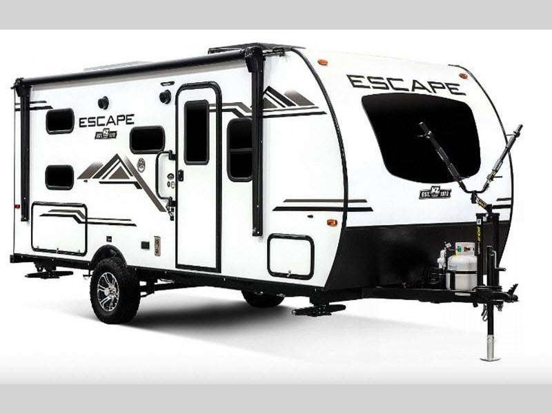 kz escape travel trailer